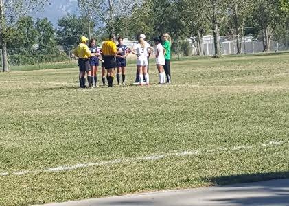 Kearns Girl's Soccer Get Thrashed by Skyline