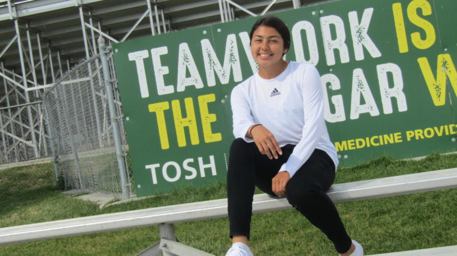 Athlete of the Month – Surreya Moore