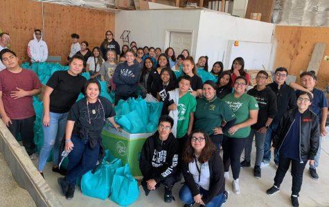 Kearns High LIA Students Visit Utah State University