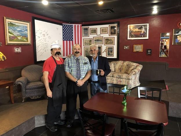Recently Opened MOM's Restaurant in Kearns